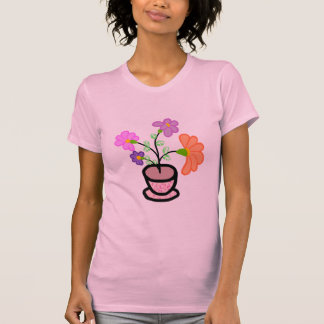 Cute Potted Plant Shirt! Tees