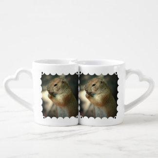 Cute Prairie Dog Lovers Mug Sets