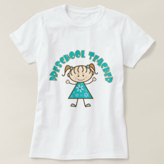 Cute Preschool Teacher T-Shirt
