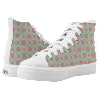 Cute Printed Shoes