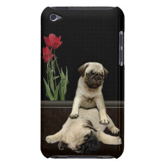 Cute Pug Pups Dog-lovers Phone Case iPod Touch Case