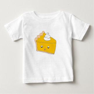 Cute Pumpkin Pie Slice Baby T-Shirt