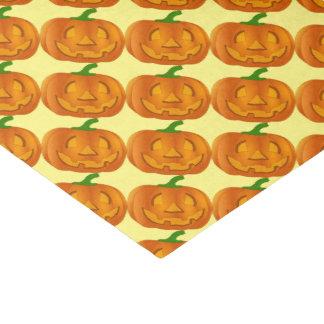 Cute Pumpkin Tissue Paper
