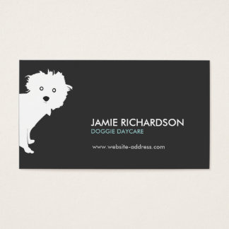 CUTE PUP Business Card
