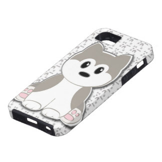 Cute puppy cartoon iPhone 5 case
