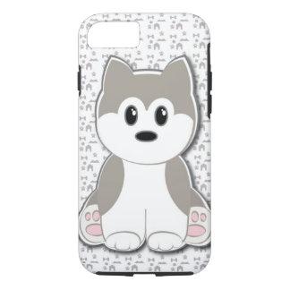 Cute puppy cartoon iPhone 7 case