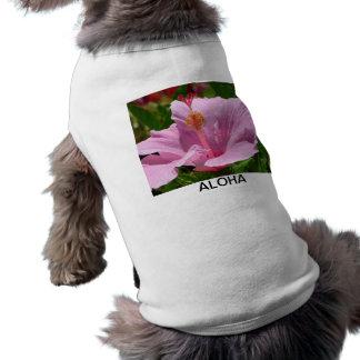 cute puppy close! sleeveless dog shirt