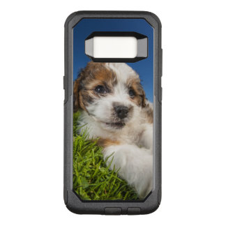 Cute puppy dog (Shitzu) OtterBox Commuter Samsung Galaxy S8 Case