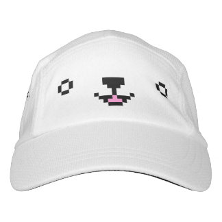 Cute Puppy Hat (Knit, White)
