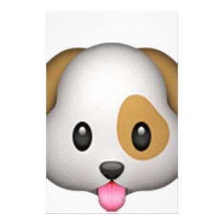 Cute Puppy Imoji Stationery