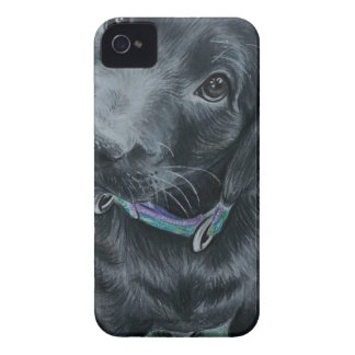 Cute puppy iPhone 4 case