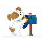 Cute Puppy Mail