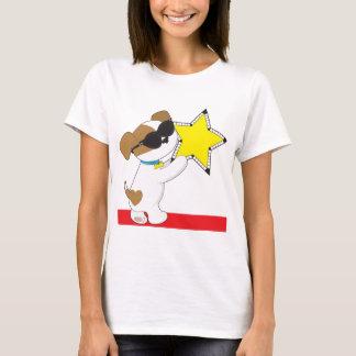 Cute Puppy Star T-Shirt