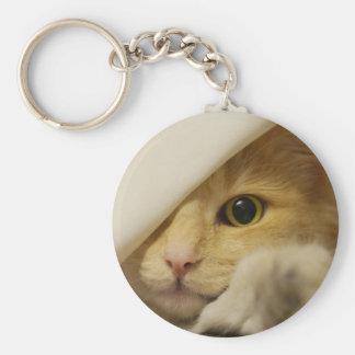 Cute Pussy Cat Key Chains