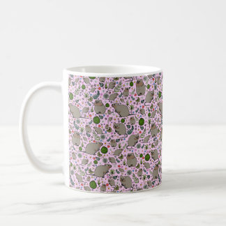 Cute Quokka Pattern Mug