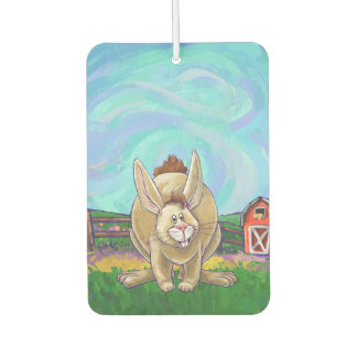 Cute Rabbit Animal Parade Car Air Freshener