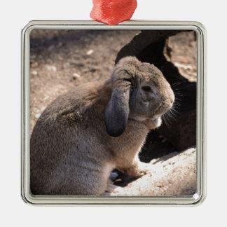 Cute Rabbit Christmas Ornaments