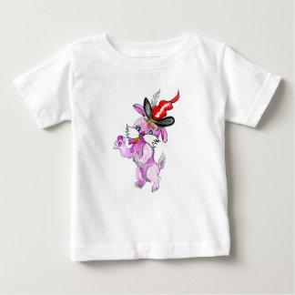Cute Rabbit Drawing 2 Baby T-Shirt