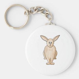Cute Rabbit Keychain