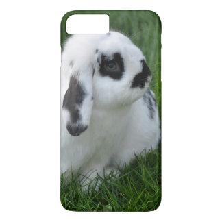 Cute Rabbit on Grass iPhone 8 Plus/7 Plus Case