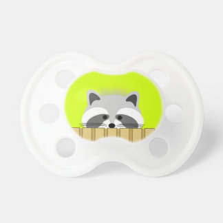 Cute Raccoon Pacifier