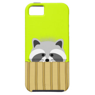 Cute Racoon iPhone Case