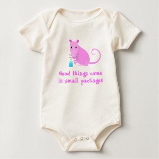 Cute Rat Baby Tee