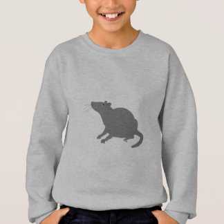 Cute Rat Sweatshirt