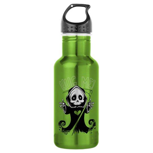 Cute reaper-baby reaper-cartoon reaper-baby grim 532 ml water bottle