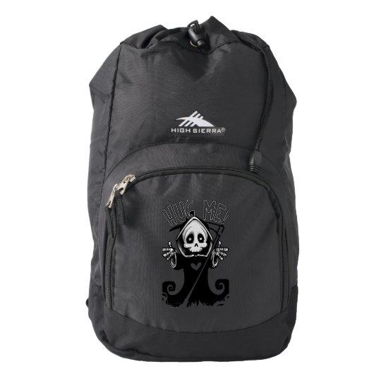 Cute reaper-baby reaper-cartoon reaper-baby grim backpack
