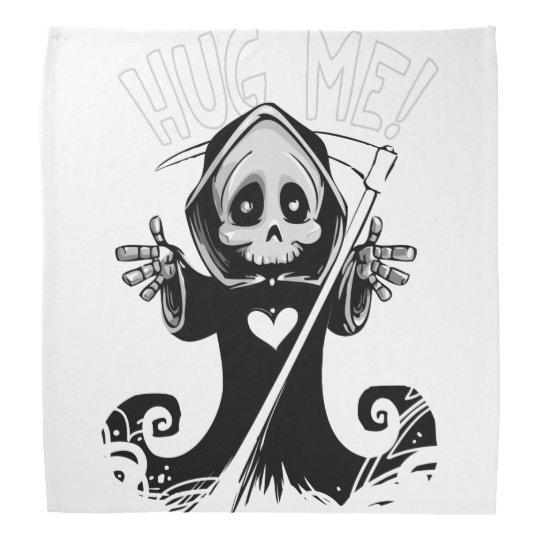 Cute reaper-baby reaper-cartoon reaper-baby grim bandana