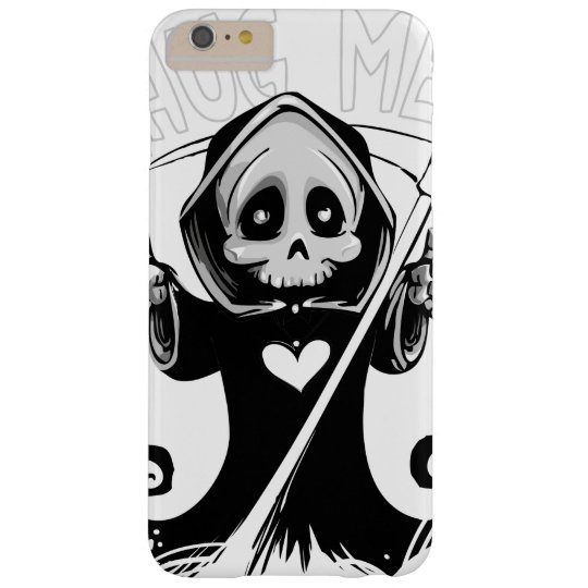 Cute reaper-baby reaper-cartoon reaper-baby grim barely there iPhone 6 plus case
