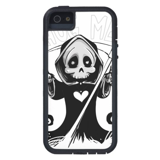 Cute reaper-baby reaper-cartoon reaper-baby grim case for iPhone 5