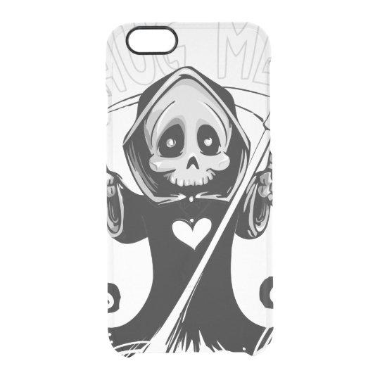 Cute reaper-baby reaper-cartoon reaper-baby grim clear iPhone 6/6S case