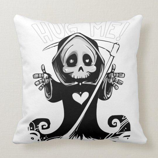 Cute reaper-baby reaper-cartoon reaper-baby grim cushion