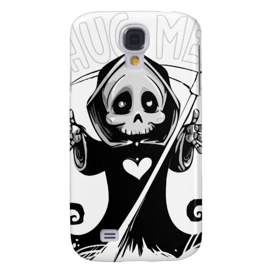 Cute reaper-baby reaper-cartoon reaper-baby grim galaxy s4 cases