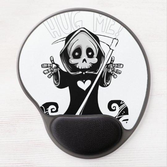 Cute reaper-baby reaper-cartoon reaper-baby grim gel mouse pad
