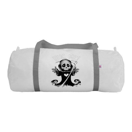 Cute reaper-baby reaper-cartoon reaper-baby grim gym bag