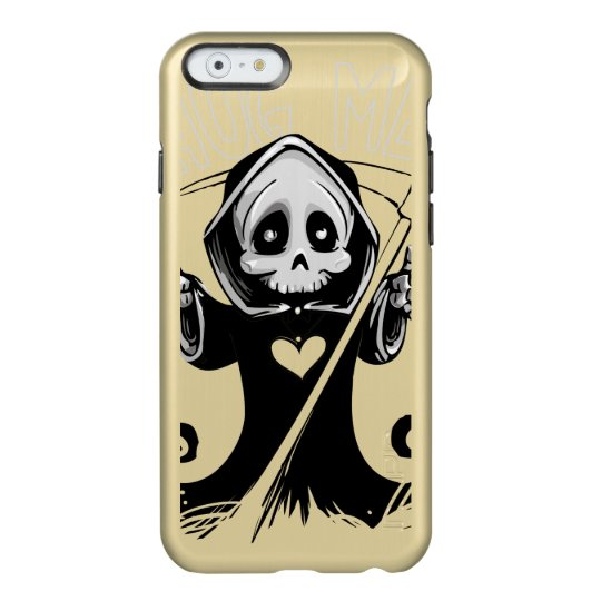 Cute reaper-baby reaper-cartoon reaper-baby grim incipio feather® shine iPhone 6 case