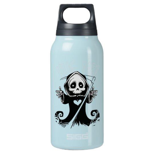 Cute reaper-baby reaper-cartoon reaper-baby grim insulated water bottle
