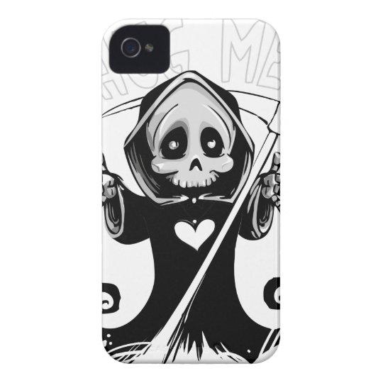 Cute reaper-baby reaper-cartoon reaper-baby grim iPhone 4 Case-Mate case