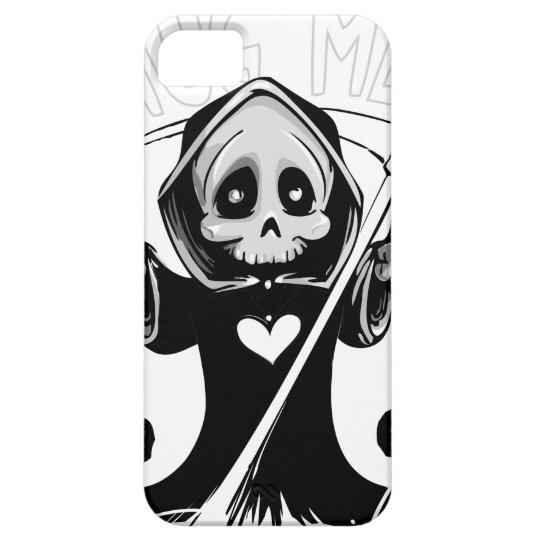 Cute reaper-baby reaper-cartoon reaper-baby grim iPhone 5 covers