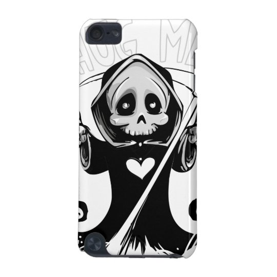Cute reaper-baby reaper-cartoon reaper-baby grim iPod touch 5G cases