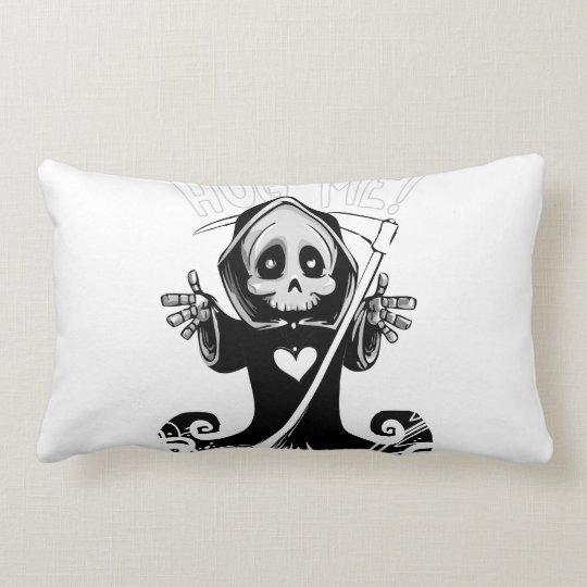 Cute reaper-baby reaper-cartoon reaper-baby grim lumbar cushion