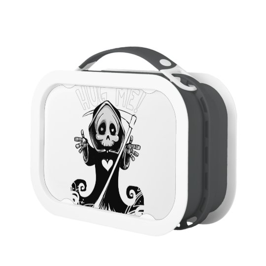 Cute reaper-baby reaper-cartoon reaper-baby grim lunch box