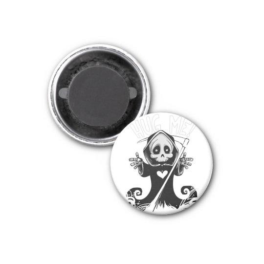Cute reaper-baby reaper-cartoon reaper-baby grim magnet