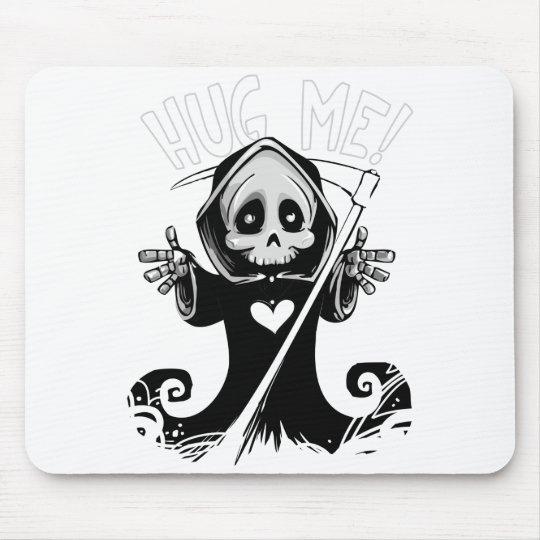 Cute reaper-baby reaper-cartoon reaper-baby grim mouse pad