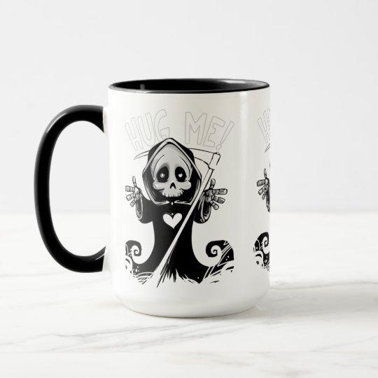 Cute reaper-baby reaper-cartoon reaper-baby grim mug