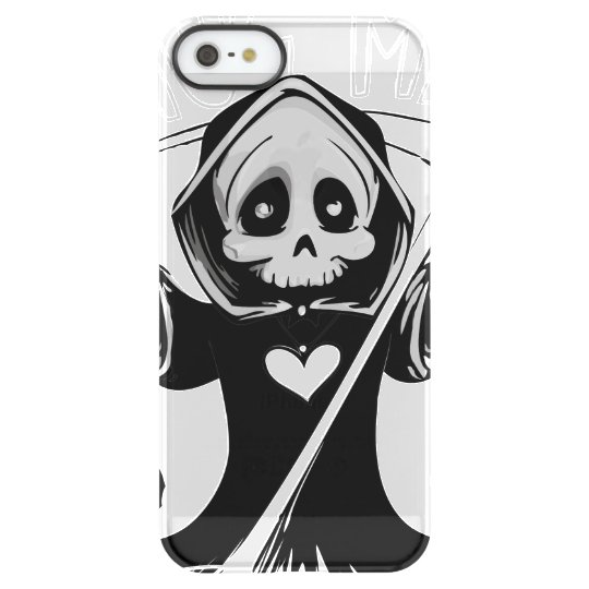 Cute reaper-baby reaper-cartoon reaper-baby grim permafrost® iPhone SE/5/5s case