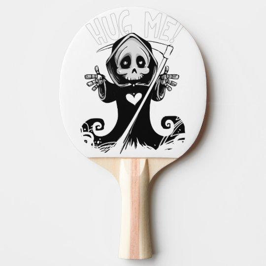 Cute reaper-baby reaper-cartoon reaper-baby grim ping pong paddle